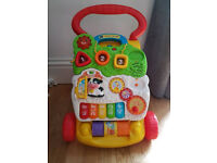 Vtech My First 1st Steps Baby Walker for Baby/Toddler