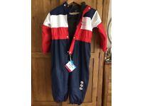 Ski suit 110cm