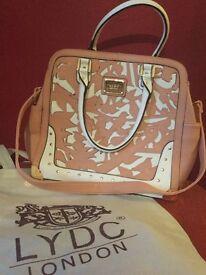 As new handbag with dustbag