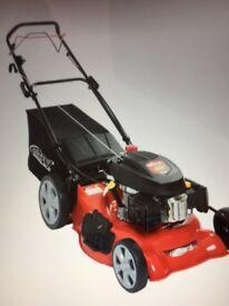 Frisky Fox Petrol Lawnmower