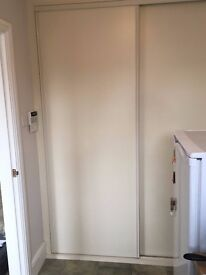 Fitted cupboard/wardrobe with sliding doors from Meanwells