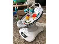 4moms MamaRoo Infant Seat, Multi Plush