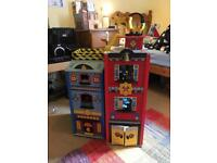 ELC Big City Wooden fire/police station