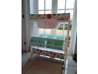Baby Change Table, Storage and Bath