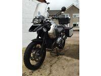 2011 BWM R 1200 GS Triple Black