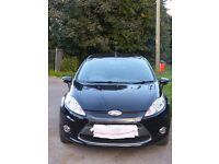 ECONOMICAL FORD FIESTA 1.4 TDCI IDEAL FIRST CAR OR FAMILY CAR 12 MTH MOT & SERVICED