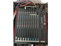 Allen & Heath Zed14 Mixing Desk Onboard USB soundcard