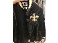 New Orleans Saints Mens Jacket - International series 2017 Unworn size XL