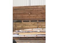 Sawn timber pressure treated c24