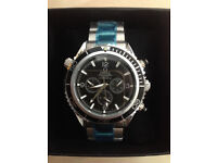 Omega Seamaster Planet Ocean, Automatic, Chronograph Watch, Boxed