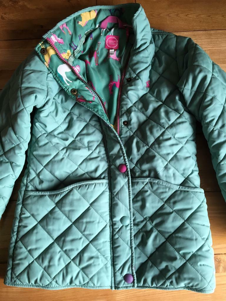 Joules coat 9-10 years
