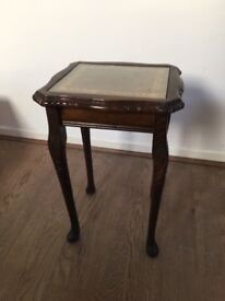 Retro-style side table