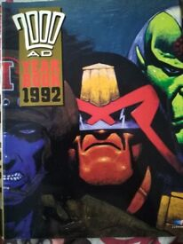 Three Comic Books