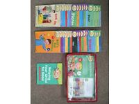 Read with Biff, Chip & Kipper Book Collection - Level 1-3