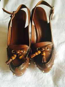 Authentic designer shoes by GUCCI