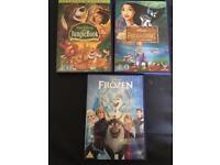 Disney Classic DVD's