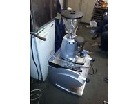 coffe machine GAGGIA TWO GROUP WITH COFFE GRINDERS