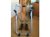 Gazelle exercise walker.
