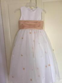 Bridesmaid/party dress age 12