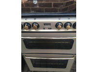 gas cooker HOOVES 60 CM VERY NICE MODEL ...FREE DELIVERY