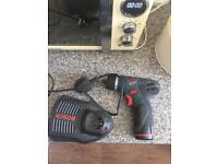 Bosch drill spares or repairs