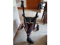 3 Wheeled Disability Walker