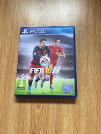 Play station game
