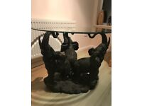 Elephant coffee table for sale