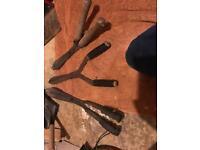 Old garden cutters
