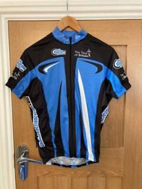 Cycling jersey tour of Britain 1