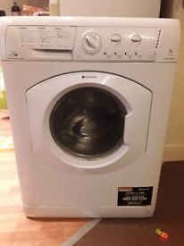 Hotpoint wash and dryer