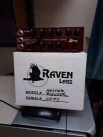 Raven labs master blender professional mixer