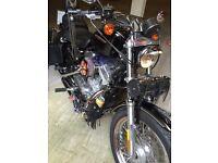 Harley Davidson Sportster 883 XXL