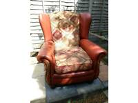 Wing back/Fireside chair