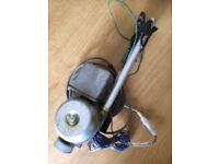Car radio electric aerial