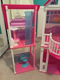 Barbie California Dream House