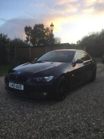 BMW 335D coupe twin turbo diesel 3.0l