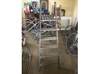 Wooden Step Ladder