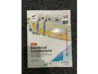 City and Guilds Electrical Installations Book