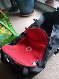 Bugaboo cameleon bassinet/carry cot