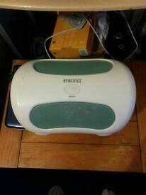 Homedics portable foot calf massager