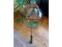 Vintage Dunlop Cambridge Badminton Racket - Retro Chic