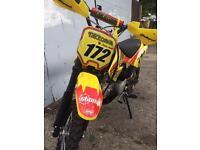 Stomp125 2017 pitbike