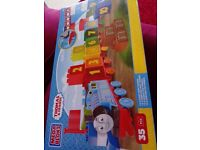 New never opened Thomas the tank engine mega bloks