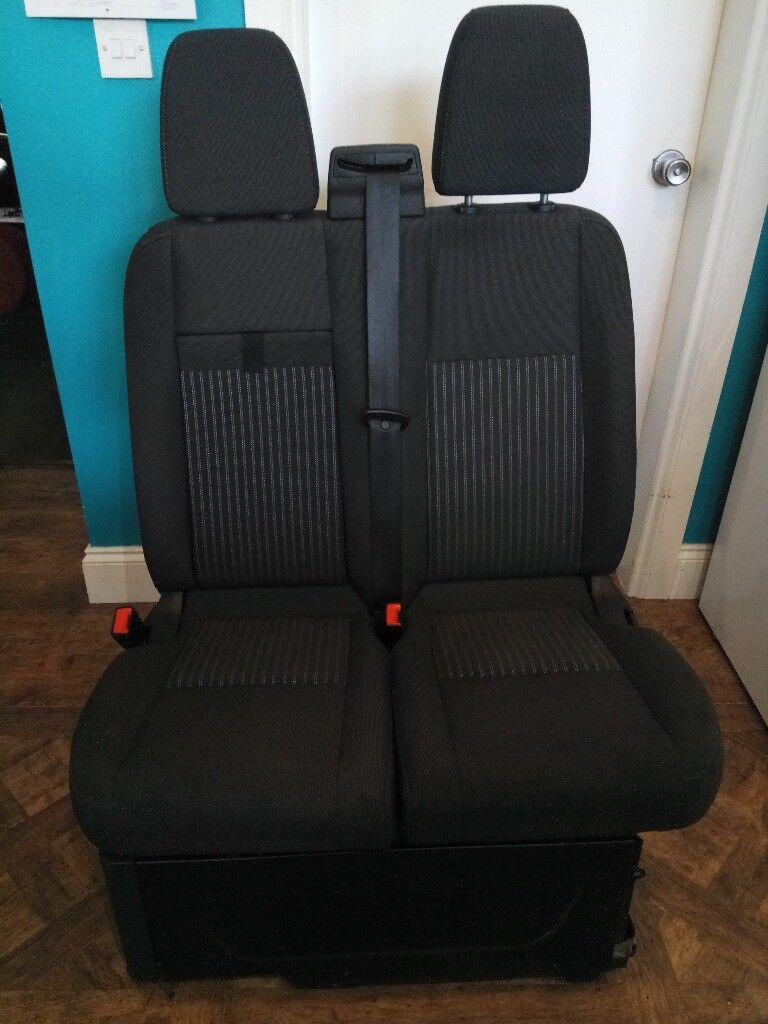 Ford Transit Custom 2015 - Front Double Bench Seat - With Base ...
