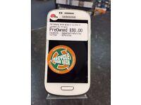 Samsung I8190 Galaxy S III Mini 8GB White -- Virgin