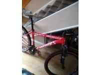 Mountain bike hardtail specialized sworks