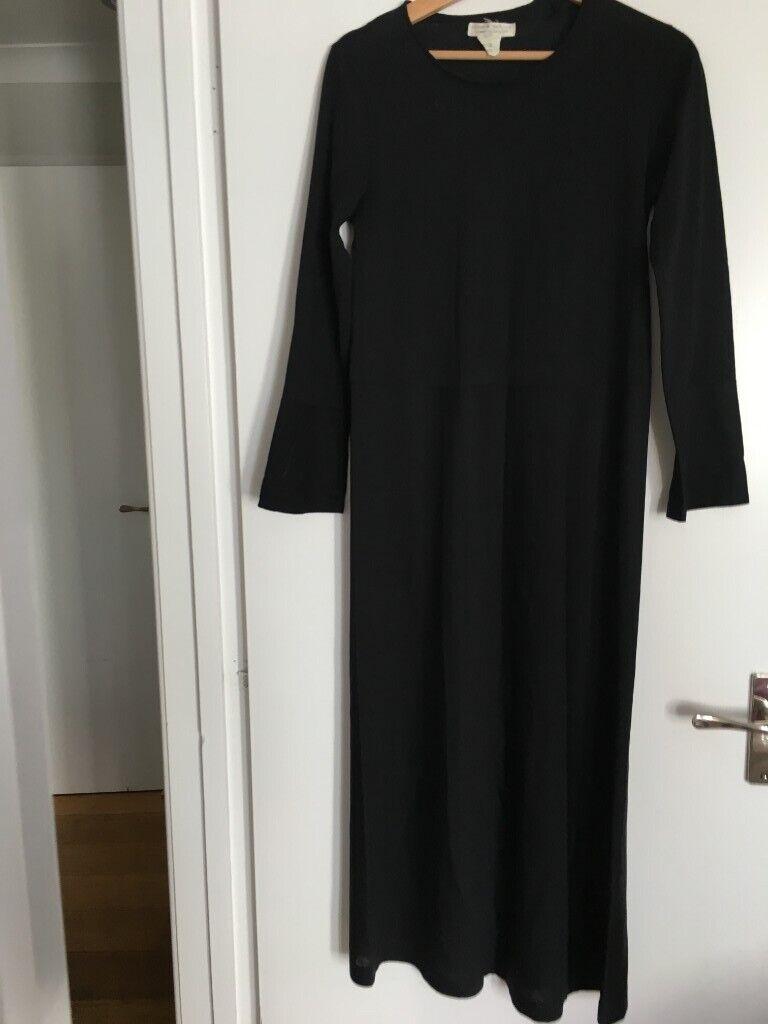 French designer (Comme des garcons) gorgeous long dress, size 38 | in  Richmond, London | Gumtree