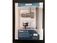 Griffin PowerJolt SE iPhone Car Charger In Original Packaging