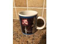 Vintage Hagrid Harry Potter churchill mug
